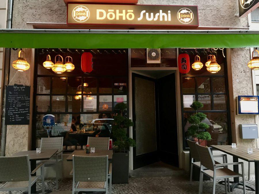 50 sparen auf hauptgerichte bei doho sushi berlin. Black Bedroom Furniture Sets. Home Design Ideas
