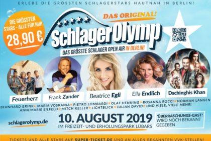 Für Partylöwen: 90er Olymp und SchlagerOlymp in Lübars